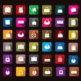 Bag icon. This icon is really good, pls download Royalty Free Stock Photo
