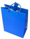 Bag isolated Stock Photography
