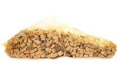 Bag of kindling Royalty Free Stock Photos