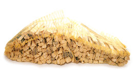 Bag of kindling Royalty Free Stock Image