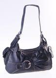 Bag, ladies bag on the white background. stock photo