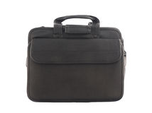 Bag for laptop Royalty Free Stock Image