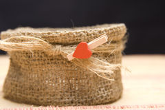 Bag Love Stock Photo