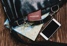 Ready to travel. Stock Images