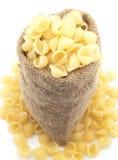 Bag Of Pasta Royalty Free Stock Image