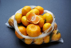 A bag of orange Stock Images