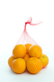 Bag of Oranges Royalty Free Stock Image