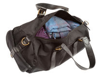 Bag packed Royalty Free Stock Photography