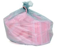 bag recycling Stock Images