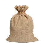 Bag from a sacking Royalty Free Stock Images