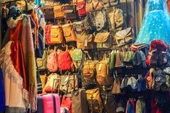 Bag Shop Istiklal Beyoglu Istanbul. Turkey Stock Photos