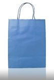 Bag for shopping isolated royalty free stock image