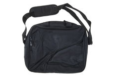 Bag with strap isolated Stock Photography