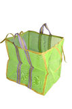 Bag For Teagarden Royalty Free Stock Photography