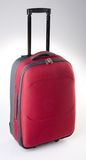 Bag or travel bag on a background. Stock Photo