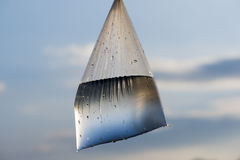 A bag of water Stock Image