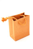 Bag on white Royalty Free Stock Photography