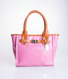 Bag or women bag on a background. Royalty Free Stock Photo