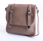 Bag or women bag on a background. Stock Photo