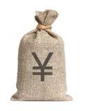 Bag from Yen. Stock Photo