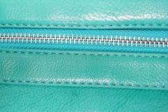 Bag zipper Royalty Free Stock Photography