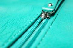 Bag zipper Royalty Free Stock Photos