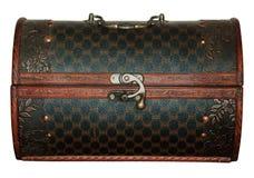 bagażnik drewniany Zdjęcia Stock