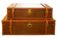 bagażu bagażnik zdjęcia stock