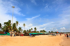 Baga beach Stock Images