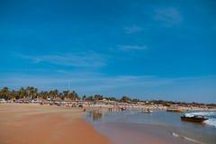 Baga beach tint Stock Photos