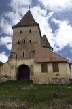 Bagaciu fortified church Stock Photography