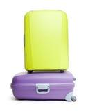 bagage royaltyfri foto