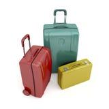 Bagage vector illustratie