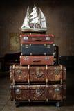 bagage royalty-vrije stock foto's