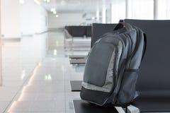 Bagage sans surveillance Photo libre de droits