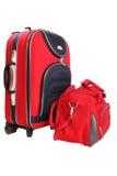 Bagagem da mala de viagem Foto de Stock
