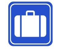 Bagages Photographie stock libre de droits