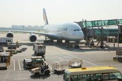 Bagages d'aéroport Image libre de droits