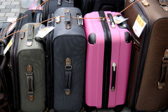 BAGAGES ON SALE Stock Images