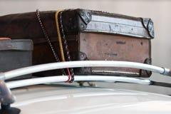bagagetappning Fotografering för Bildbyråer