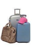 Bagagli di viaggio Fotografia Stock Libera da Diritti