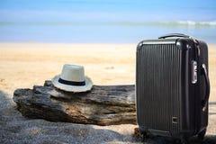 Bagagli di viaggio Fotografia Stock