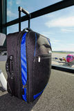 Bagaje perdido en el aeropuerto Fotografía de archivo libre de regalías