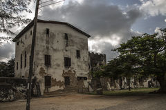 Bagamoyo - Slave Fort Stock Photography