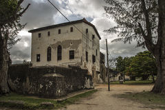 Bagamoyo - Slave Fort Stock Photo