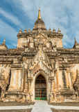 Bagan寺庙,缅甸 库存图片