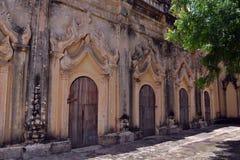 Bagan寺庙,缅甸 免版税库存照片