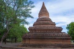 bagan缅甸寺庙  库存图片