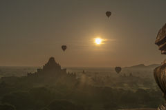 bagan缅甸 免版税图库摄影