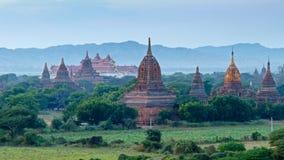 Bagan考古学博物馆 缅甸 免版税库存照片